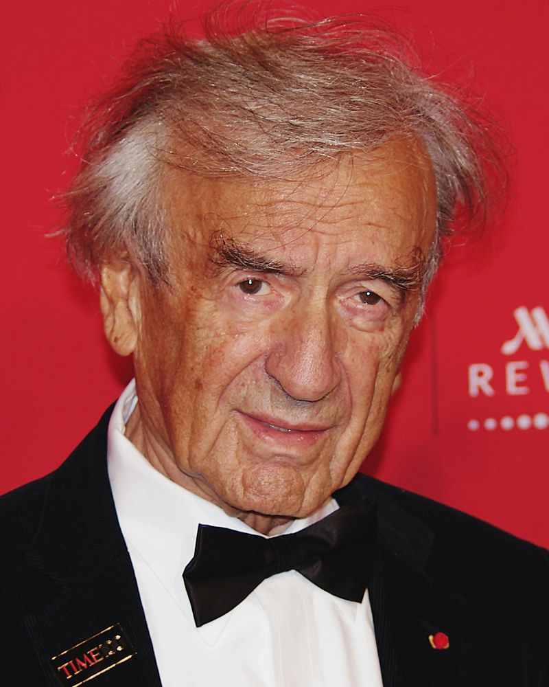 Romanian-born Holocaust survivor, Nobel Prize victor Elie Wiesel dies at 87
