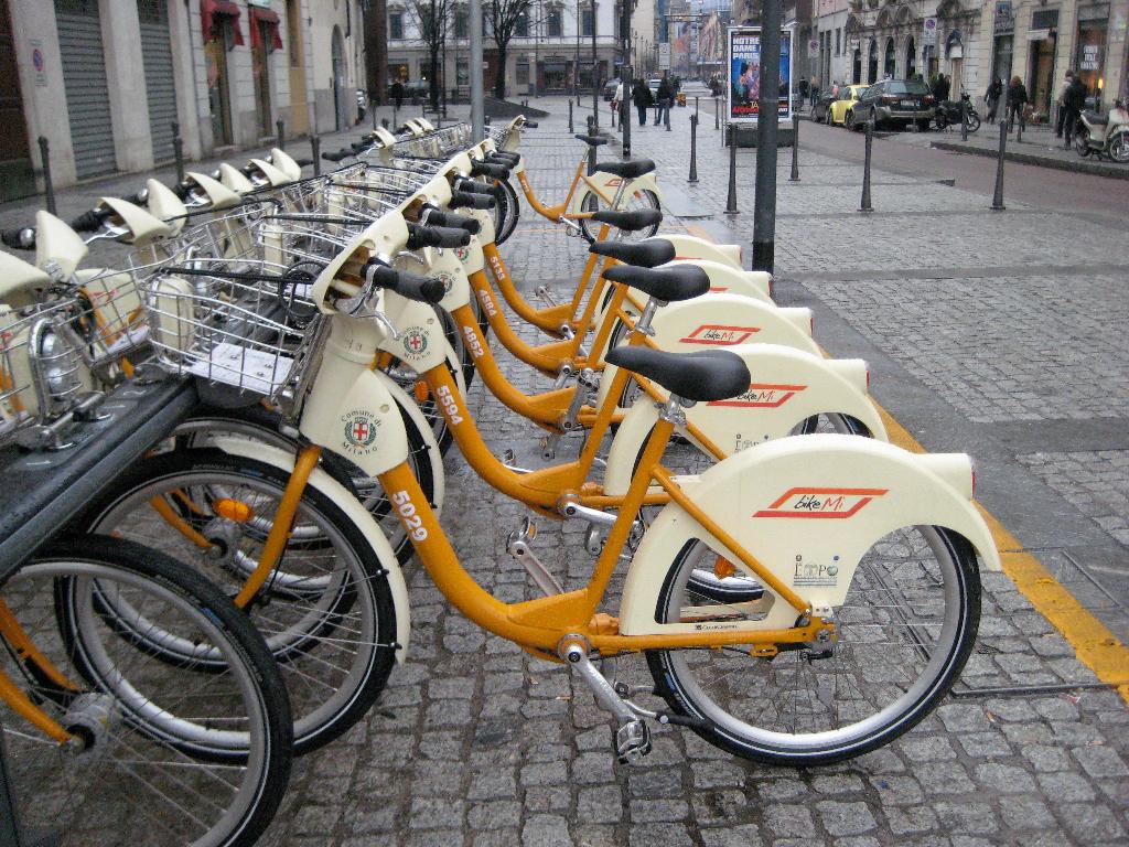 Bucharest Will Organize International Public Tender For Bike