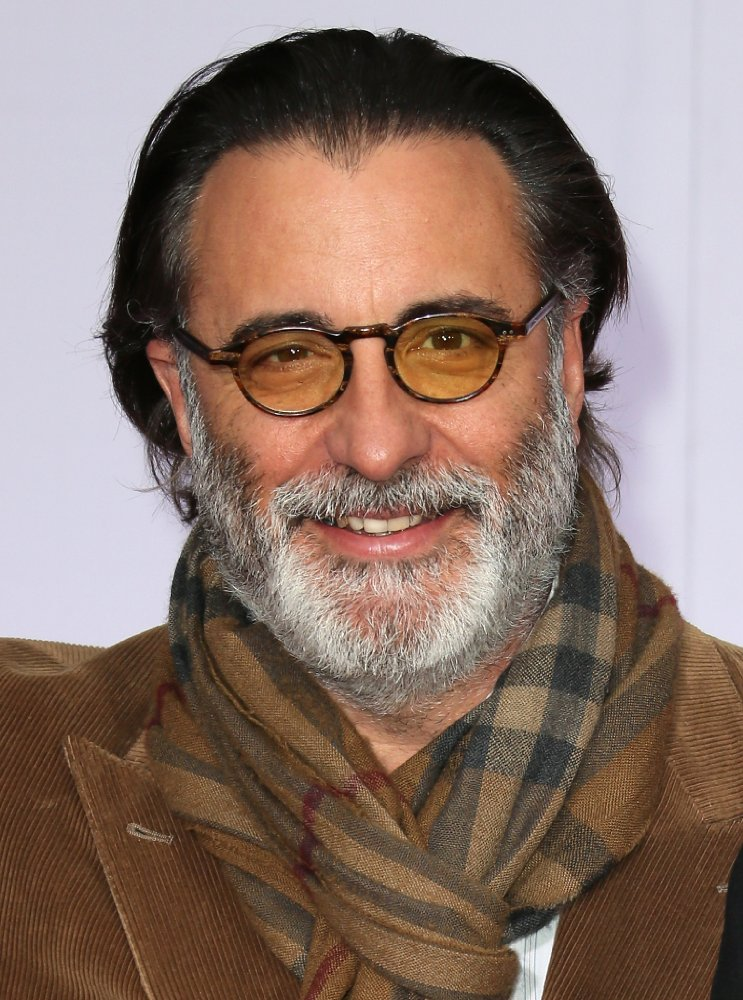 Andy Garcia To Play Romanian Sculptor Constantin Brancusi