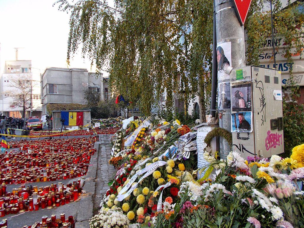 Another Colectiv fire survivor dies in hospital, death ...  |Colectiv