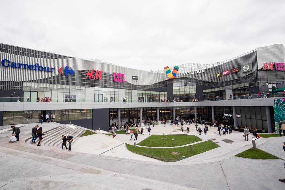 Green Family Stores >> Romanian investors open new mall in Bucharest | Romania Insider
