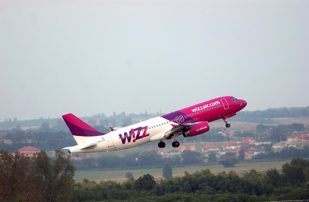 Wizz Air Launches New Routes From Cluj To Malta Stockholm