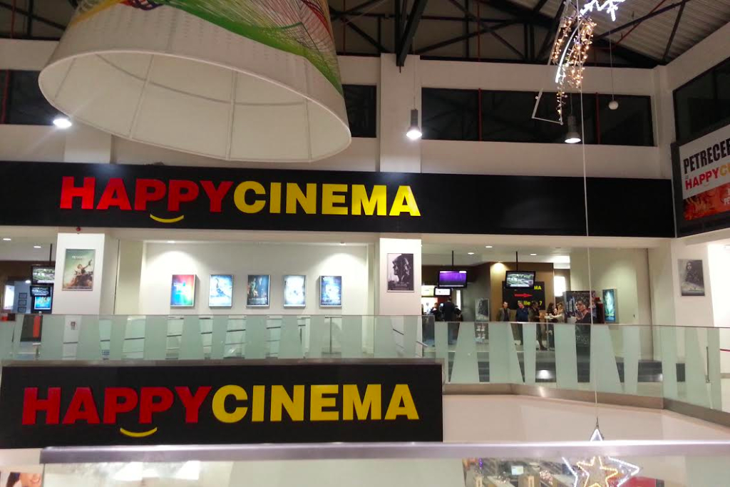 Romanian cinema operator Happycinema will launch its first cineplex in ...