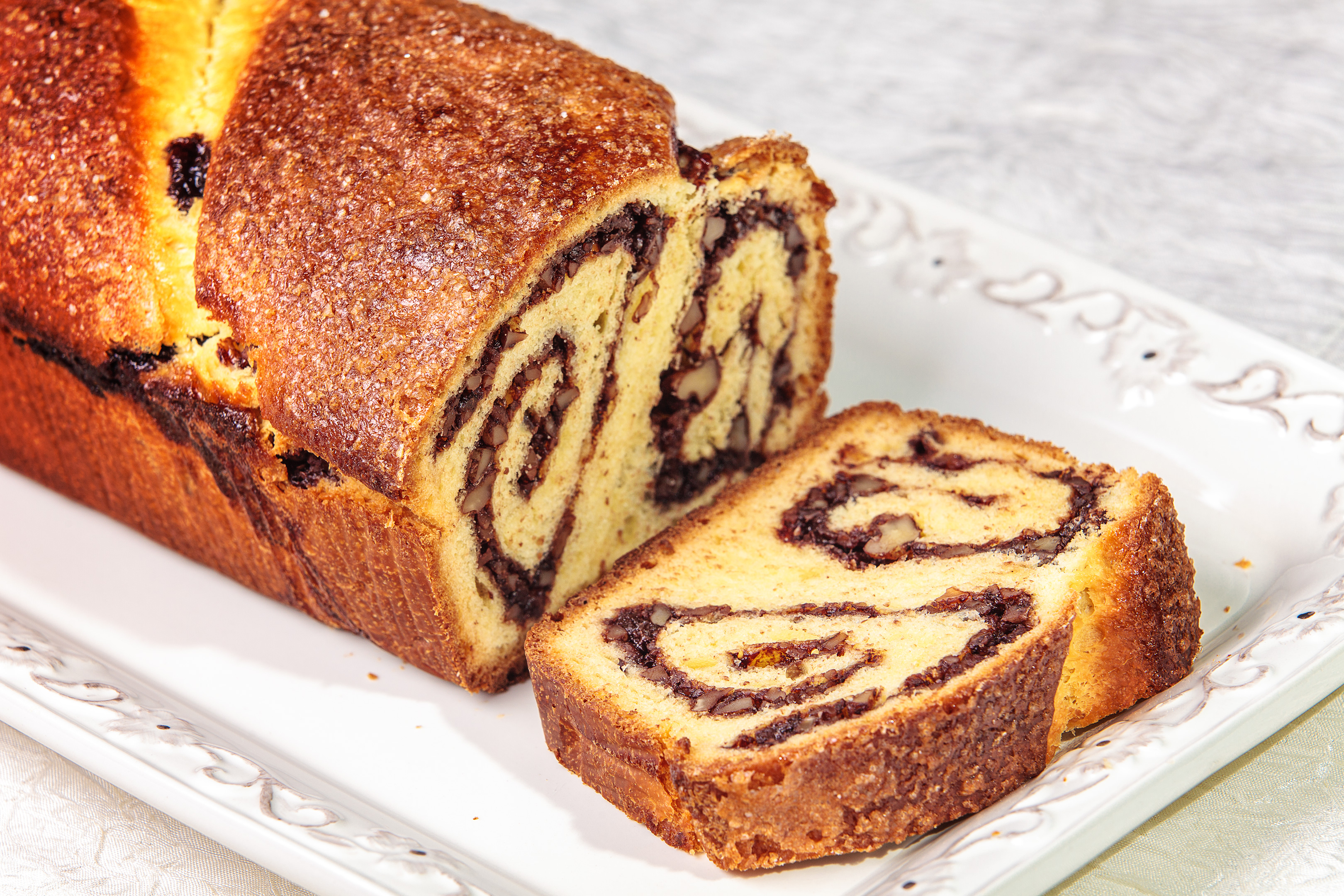 Romanian Producers Of Traditional Sweet Bread Cozonac