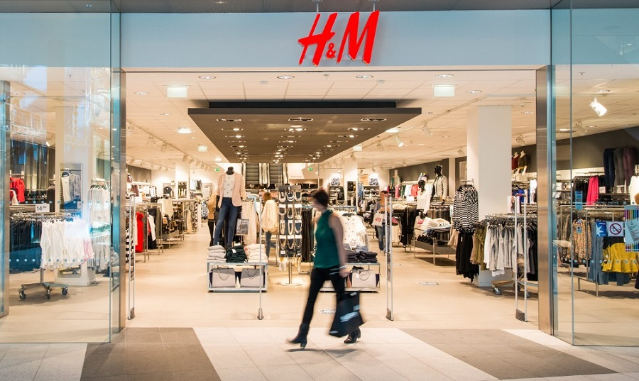 H&M Sets New Annual Growth Target as Online Division Expands