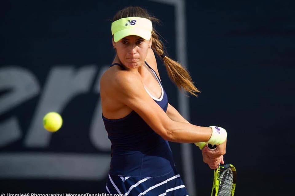 Romanian tennis player makes it to Australian Open's ...