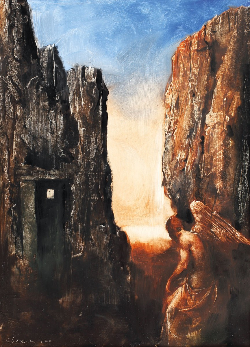 Another Ghenie Painting On Sale At Bucharest Auction This