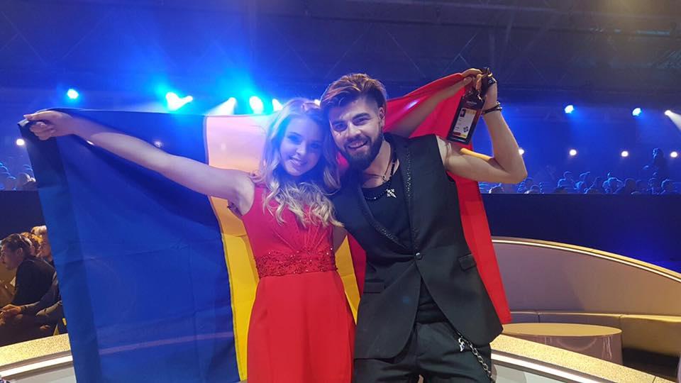 Eurovision Rumänien
