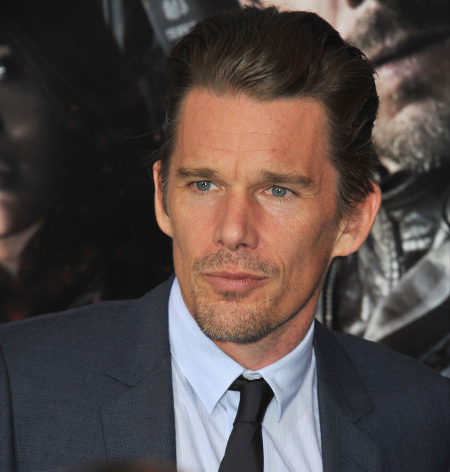 Ethan Hawke on his fav...