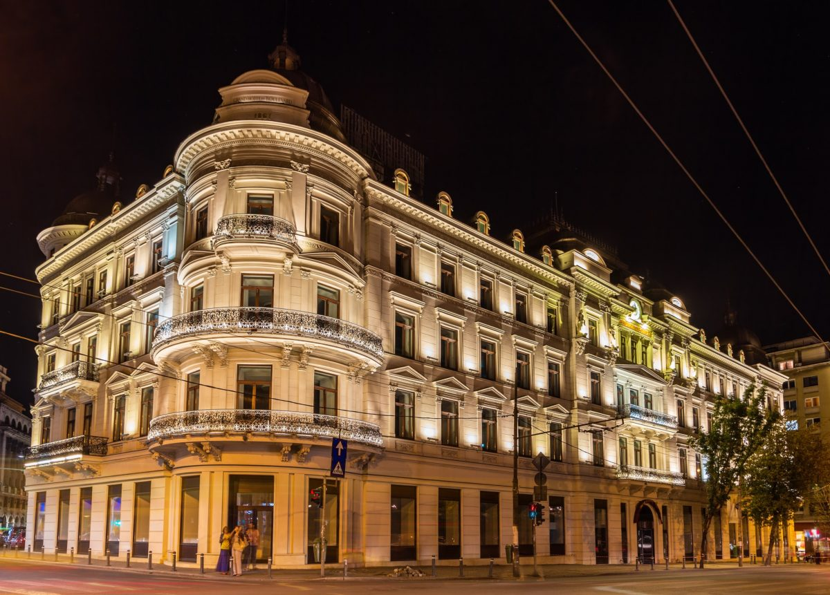 corinthia luxury hotel chain reopens historic hotel in downtown bucharest. Black Bedroom Furniture Sets. Home Design Ideas