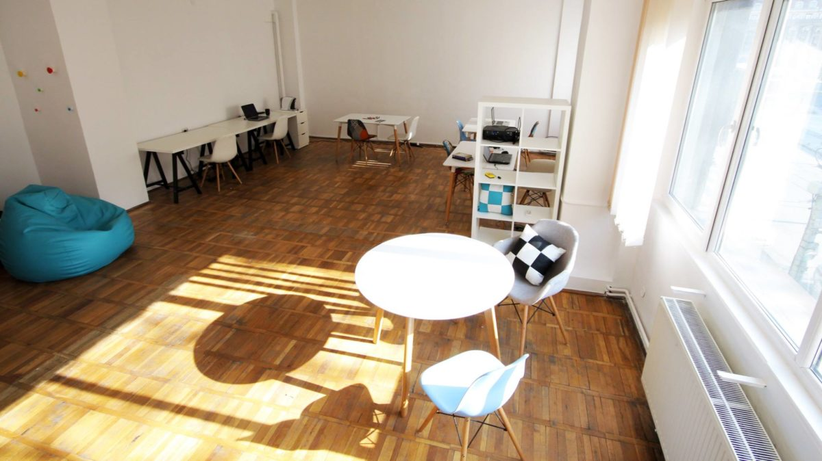 Practical Bucharest: Co-working spaces for freelancers