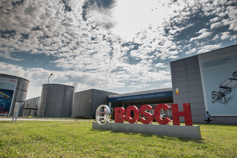 Bosch Banco Di Lavoro Bosch Junior : Bosch builds new offices near its factory in blaj romania insider