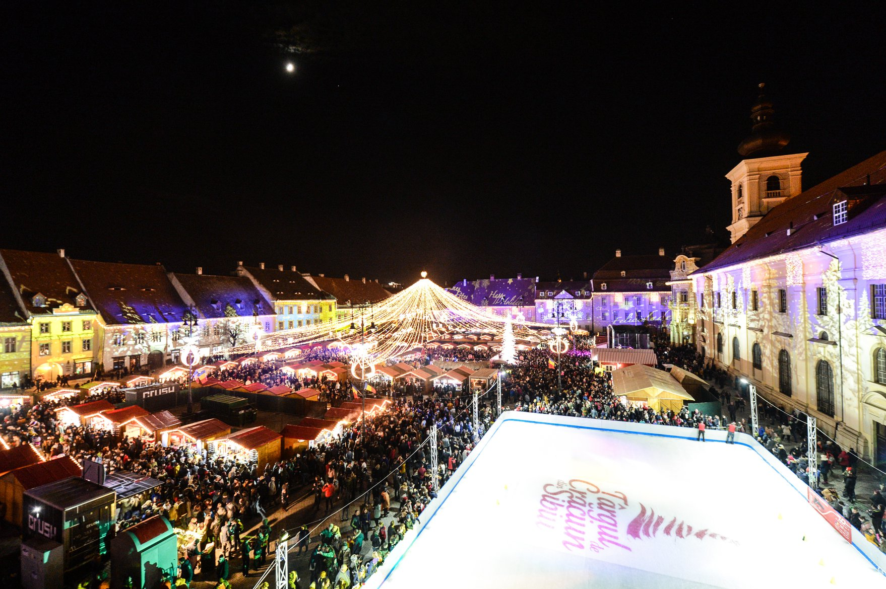 One of the most beautiful Christmas markets in Romania opens in ...