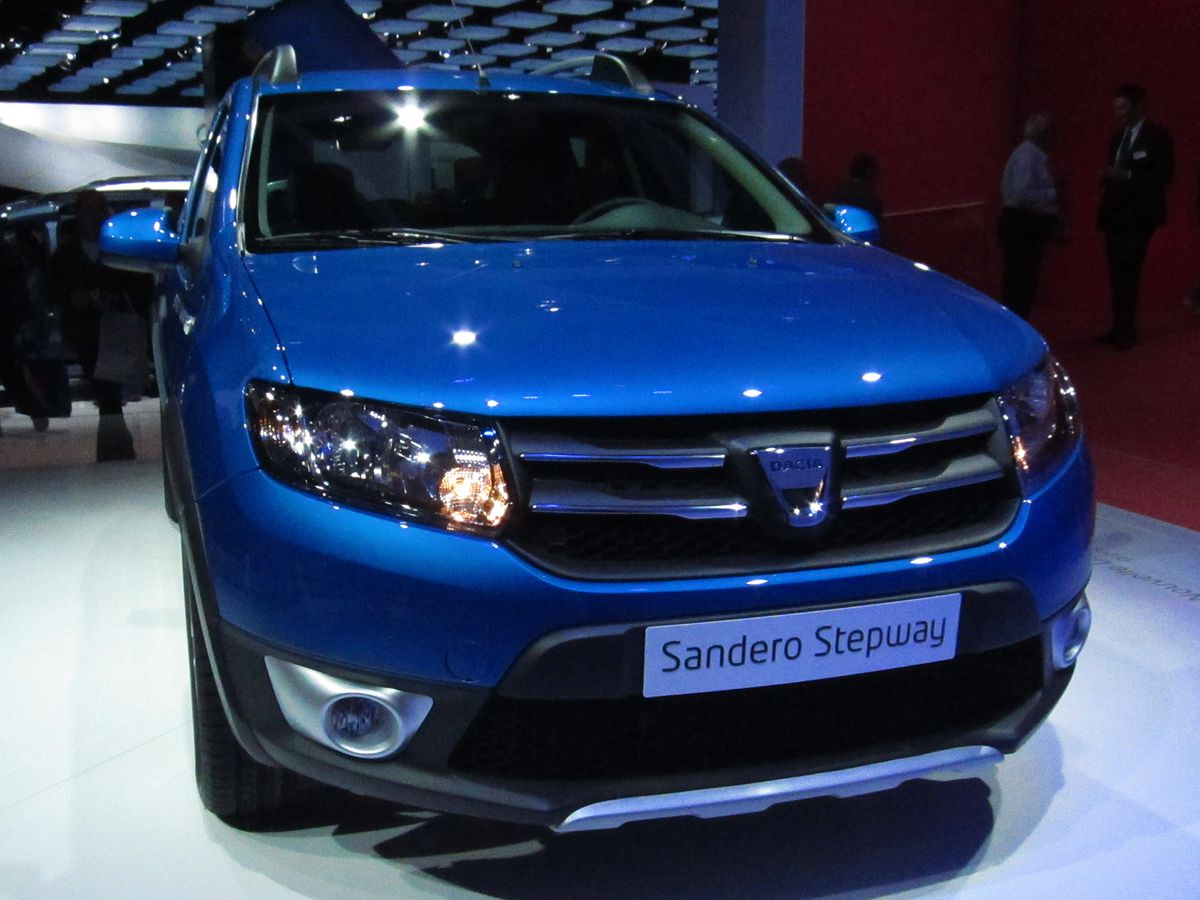 bloomberg looks at why the pentagon bought romania a dacia